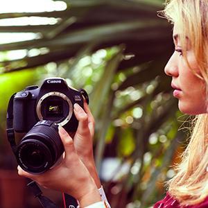 Beginnen Sie Ihre Reise in die Fotografie mit Canon