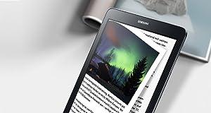 Öffnet die Augen - Samsung Galaxy TAB S2