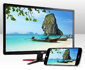 Acer G246HLFbid - Detailgetreue Bilder