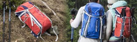 登山,カメラバッグ,フロントパック