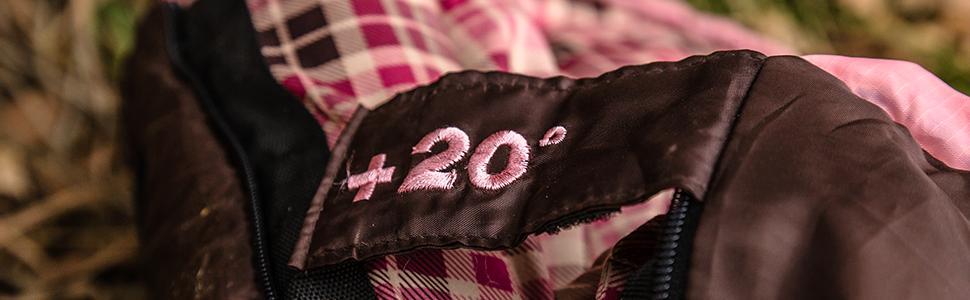 teton sports junior sleeping bag celsius