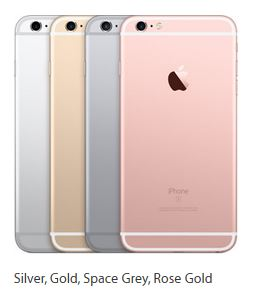 Apple Iphone 6s Plus Gold 64gb Amazon In Electronics