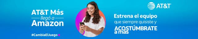 AT&T Llega a Amazon