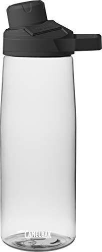 CamelBak Chute Mag BPA Free Water Bottle 25 oz, Clear
