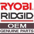 RIDGID RYOBI OEM 941488168 LABEL DATA R86116 IN GENUINE FACTORY PACKAGE