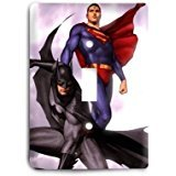 Superman - Superbat Light Switch Cover