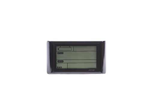 EBIKELING 48V SW900 LCD Display for Electric Bicycle ebike