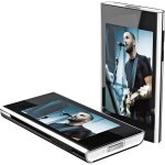 New Coby Black 8gb 2.8 Inch Touch Screen Video Mp3 Player Fm Radio Usb 2.0 Hi Speed High Quality