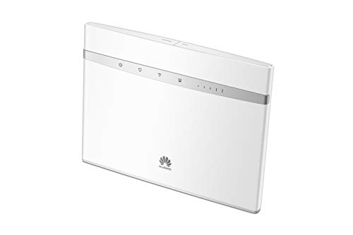 21UGunvQ0DL - Huawei B525-4G 300Mbps, CAT 6, mobile WiFi Router, unlocked to all networks -Genuine UK Warranty stock (non network logo)- White