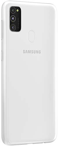 Samsung Galaxy M30s (White, 4GB RAM, 64GB Storage) 7