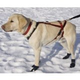Ultra Paws Adjustable Pulling Harness - Large / Dogs 30-75 lbs
