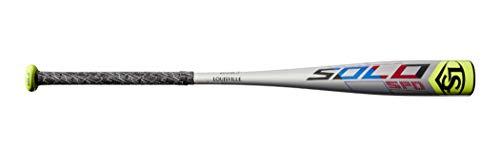 Louisville Slugger 2019 Solo SPD (-13) 2 1/2' USA Baseball Bat, 28'/15 oz, 28'/15 oz