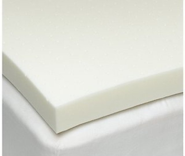 Twin Xl 3 Inch Isocore 3 0 Memory Foam Mattress Pad Bed Topper Overlay Made