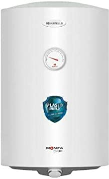 Havells Monza DX 10 Litre Storage Water Heater (White)