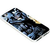 Catwoman And Batman Kissing for iPhone Case (iPhone 5c white)