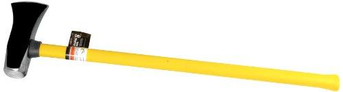Performance Tool M7111 8-Pound Splitting Maul with Fiberglass Handle