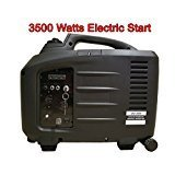 2018 – 3500 Watt Digital Generator – Pure Sine Wave Inverter – Electric Key Start