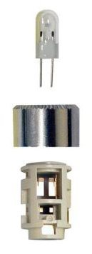 Mag LMXA301 3 Cell Xenon Flashlight Replacement Bulb