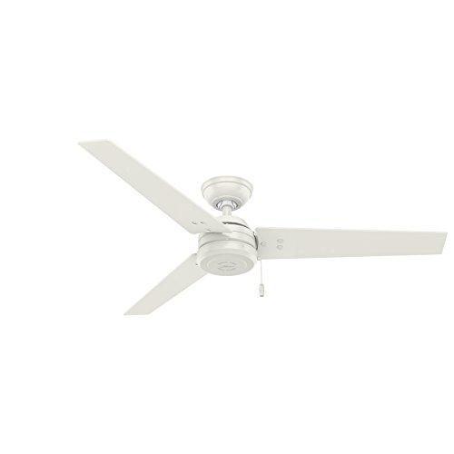 Hunter Fan Company 59264 Hunter 52' Cassius Matte Black Ceiling Fan,