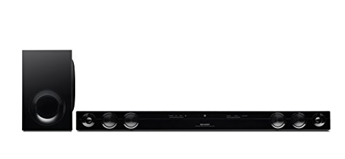 Sharp HT-SB38 Sound Bar (2016 Model)