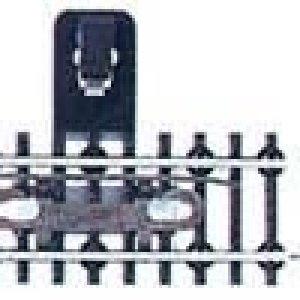 Tillig 06641 – TT Switch track – 57 mm 21s9BBXinOL