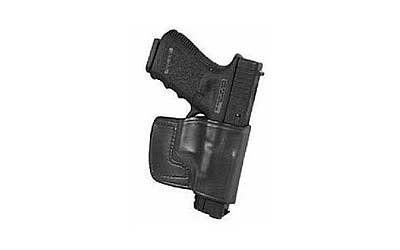 Don Hume JIT Slide Holster Right Hand Black 1911 w Rail Leather J942010R