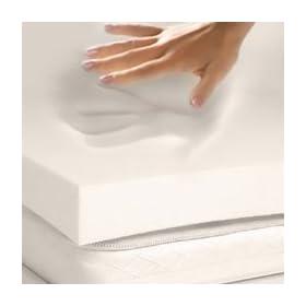 Memory Foam Mattress Pad Bed Topper