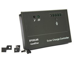 LandStar LS1024S PWM Solar Battery Charge Controller 10A 12/24V