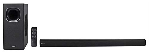 Soundbar+Wireless Subwoofer Home Theater System For Sharp HDTV Television TV