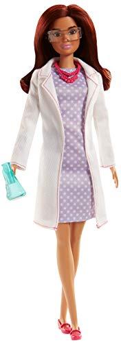 Barbie Careers Scientist Doll Black Hair
