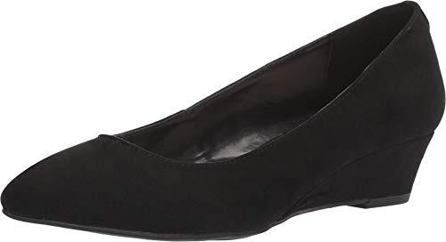 Anne Klein Women's Emera Black 8.5 M US