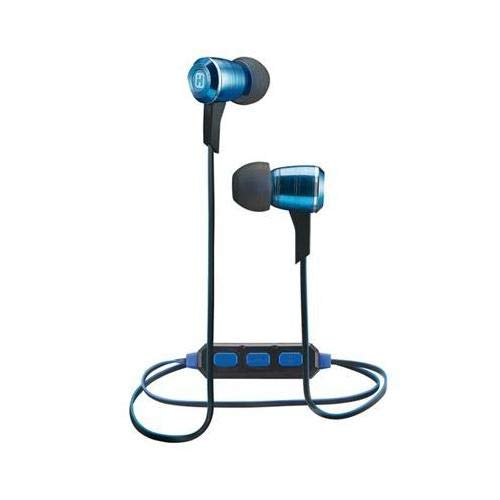 iHome iB29LC Wireless Bluetooth Metal Earbuds Gunmetal