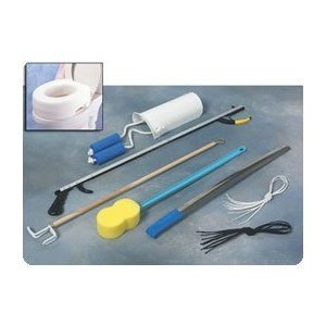 Complete Hip Replacement Kit with 32' (81cm) Reacher