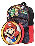 Super Mario Backpack & Lunch Bag