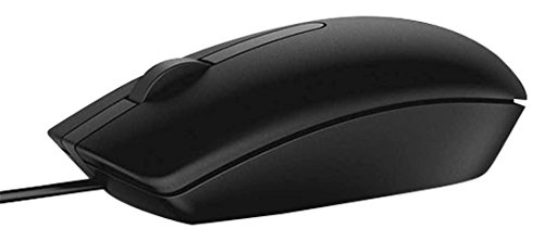 Dell MS116 USB Optical Mouse (Black)