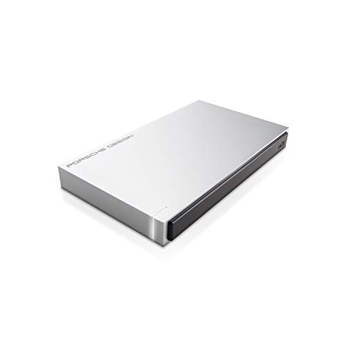 LaCie Porsche Design 8TB USB 3.0 Desktop Hard Drive + 2mo Adobe CC Photography (LAC9000604)