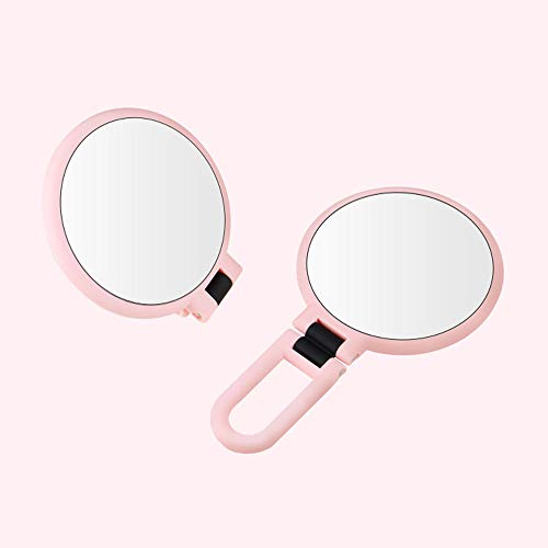 15X 1X Double Sided Magnifying Makeup Mirror,High Definition Magnified Makeup Mirror for Home Travel