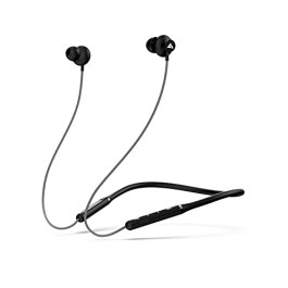 Boult Audio ProBass X1-Air Wireless in Ear Neckband Earphone with Mic (Black)