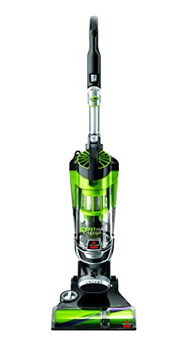 Bissell Pet Hair Eraser 1650A Upright Vacuum with Tangle Free Brushroll 1