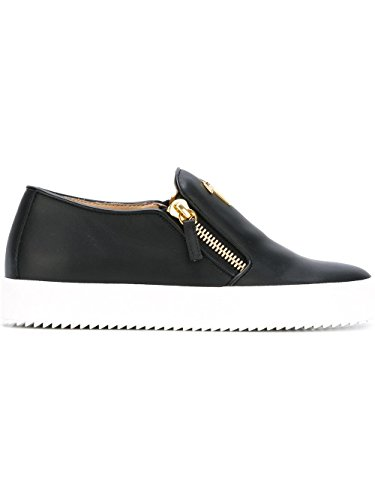 310kF1DZE7L SLIP ON SNEAKERS GIUSEPPE ZANOTTI DESIGN, LEATHER 100%, color BLACK, Rubber sole, Model Name EVE, SS17, product code RS7006004-MC If you buy 9 US size shoes, you may receive shoes with 8 UK or 42 EU size printed on the box and on the shoes. SIZE CHART MAN: (US6 EU39 UK5) (US6.5 EU39.5 UK5.5) (US7 EU40 UK6) (US7.5 EU40.5 UK6.5) (US8 EU41 UK7) (US8.5 EU41.5 UK7.5) (US9 EU42 UK8) (US9.5 EU41.5 UK8.5) (US10 EU43 UK9) (US10.5 EU43.5 UK9.5) (US11 EU44 UK10) (US11.5 EU44.5 UK10.5) (US12 EU45 UK11) (US12.5 EU45.5 UK11.5) (US13 EU46 UK12) (US13.5 EU46.5 UK12.5) (US14 EU47 UK13) (US14.5 EU47.5 UK13.5) (US15 EU48 UK14) SS17