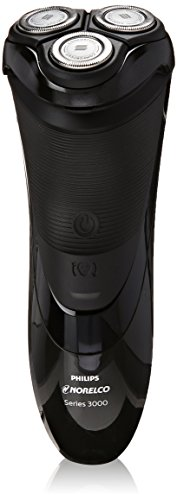 Philips Norelco Electric Shaver 3100, S3310/81 with comfort cut blade system