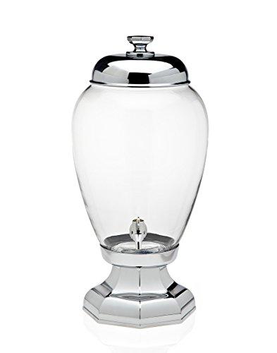 Godinger Aristocrat Beverage Dispenser, 3.0 gallon