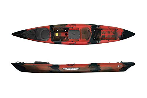 Malibu Kayaks X-13 Fishing and Diving Kayak
