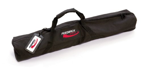 Feedback Sports Sprint Work Stand Tote Bag, Black