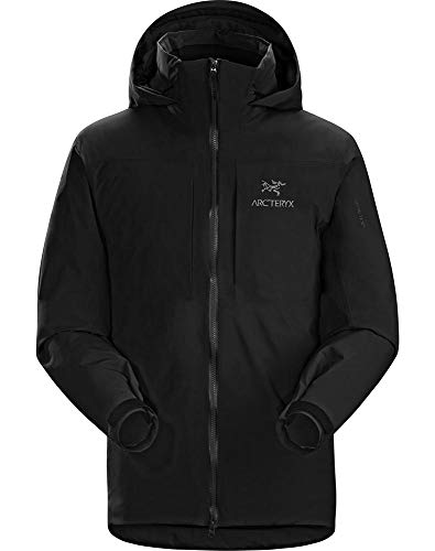 Arc'teryx Men's Fission SV Jacket, Black LG