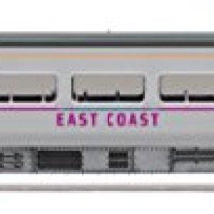 Hornby Gauge East Coast Trains Mk4 First Class Coach 312EyfgUUyL