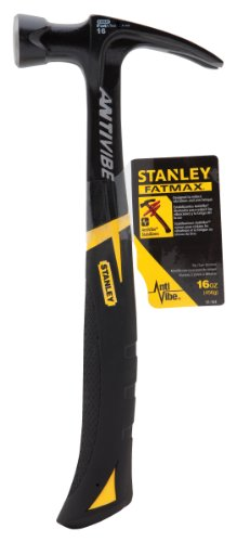 Stanley FatMax Xtreme AntiVibe Nailing Hammer