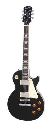 Epiphone Les Paul Standard Electric Guitar, Ebony