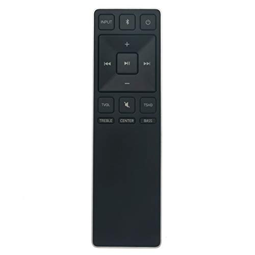 XRS331-C Remote Control Applicable for Vizio Sound Bar SB3830-C6M SB3821-C6 SB3831-C6M SB3820-C6 SB3830C6M SB3821C6 SB3831C6M SB3820C6
