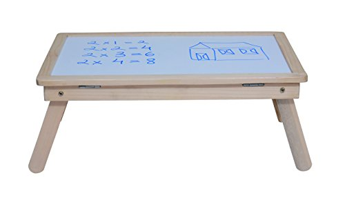 Sattva Portable Study Table with White Board - White 127